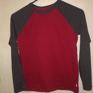 Gap size M boys long sleeve shirt